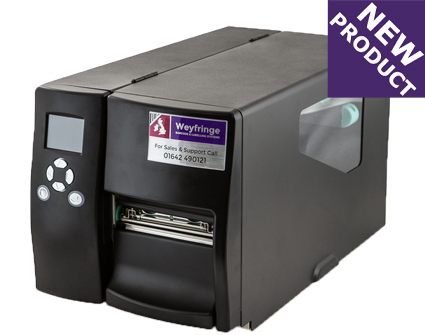 H+ series barcode and label printer
