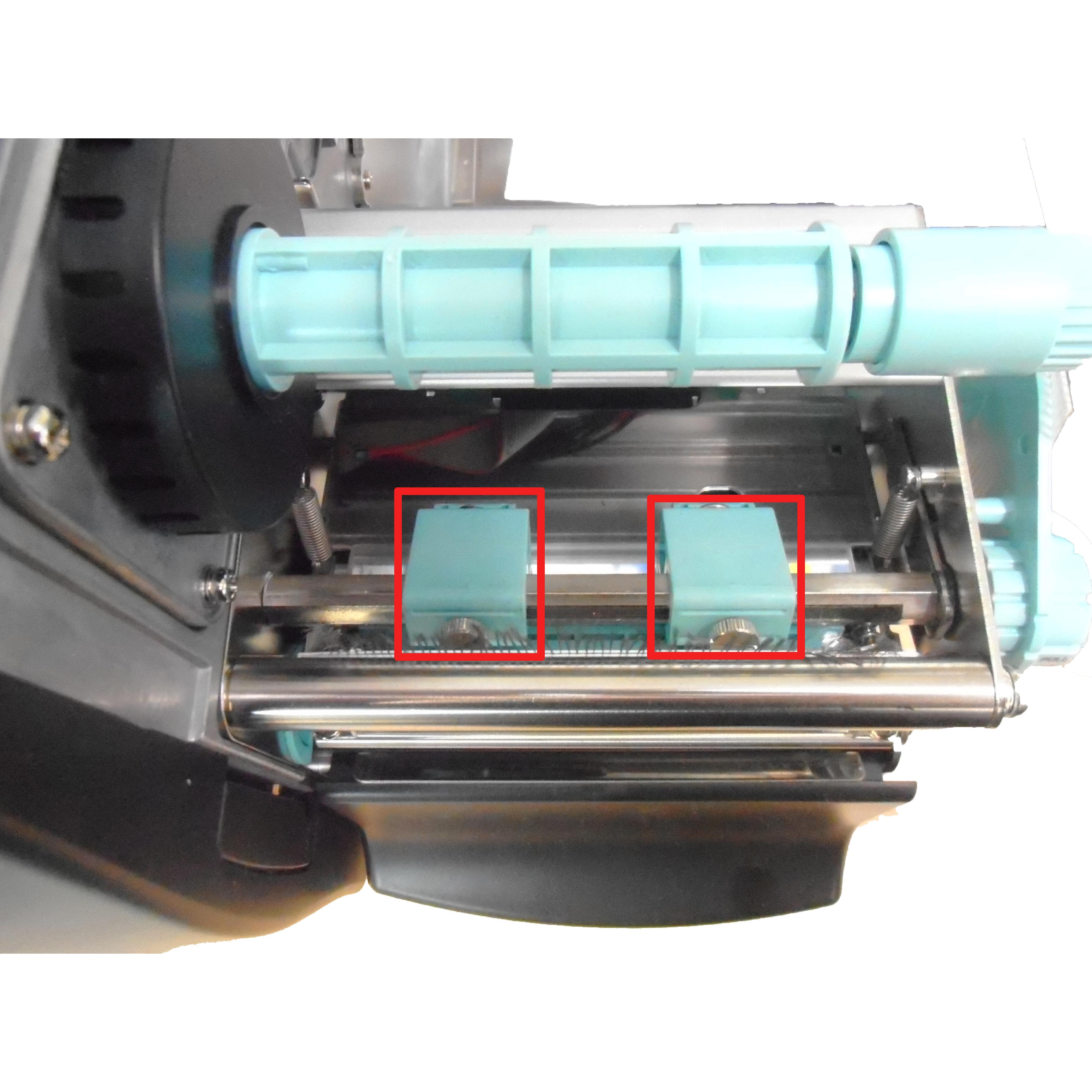 Label printer troubleshooting