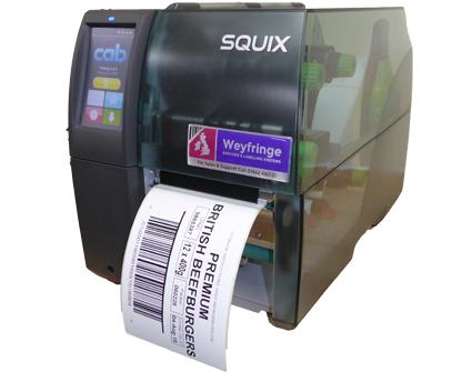 CAB label printer
