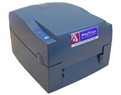 V Series barcode and label printer